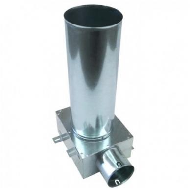 Cinkuoto plieno antistatinė difuzoriaus dežutė 2