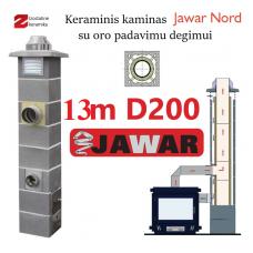 JAWAR NORD 13M Ø200