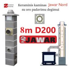 JAWAR NORD 8M Ø200