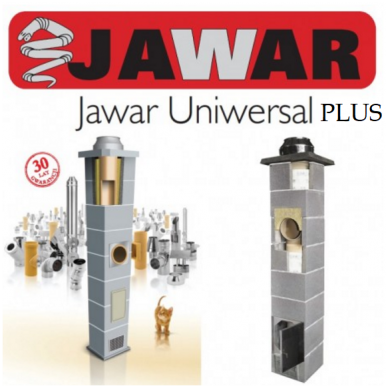JAWAR UNIVERSAL PLUS 5M Ø200 + 2W