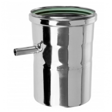 Vamzdis su kondensato rinktuvu 150 mm