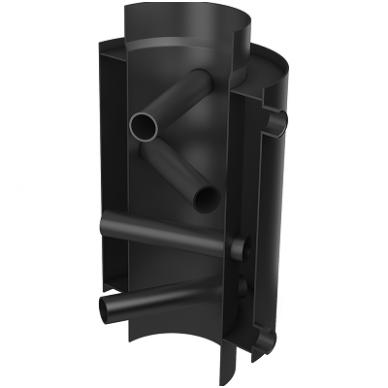 Vandens boileris Turbodym 2