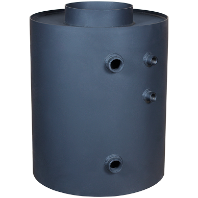 Vandens boileris Turbodym vertikalus